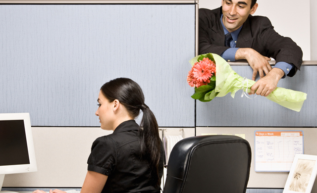 Dating your officemate