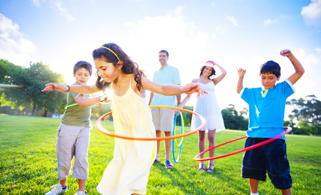 Hispanic Parents Seek Afterschool Programs Offering ... Hispanic Family Exercise